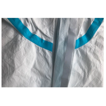 Medical Protective Clothing with PE Film